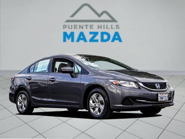2015 Honda Civic Sedan LX City of Industry CA