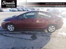 2015_Honda_Civic Sedan_LX_ Clarenville NL