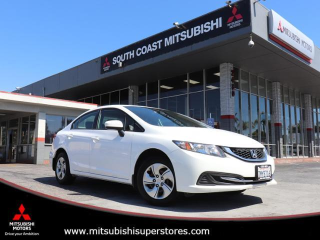2015 Honda Civic Sedan LX Costa Mesa CA