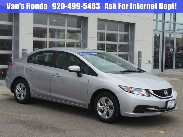 2015 Honda Civic Sedan LX Green Bay WI