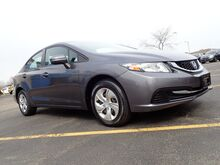2015_Honda_Civic Sedan_LX_ Libertyville IL