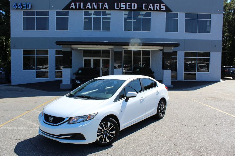 2015 Honda Civic Sedan LX Lilburn GA