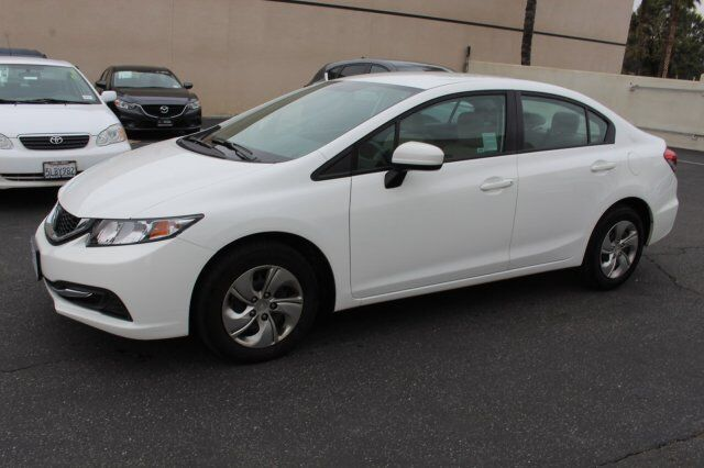 2015 Honda Civic Sedan LX Loma Linda CA
