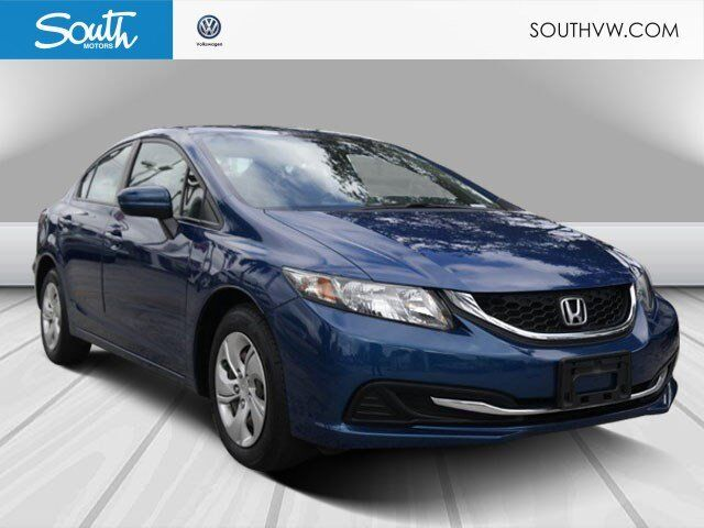 2015 Honda Civic Sedan LX Miami FL