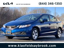2015_Honda_Civic Sedan_LX_ Old Saybrook CT