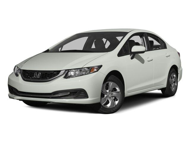 2015 Honda Civic Sedan LX Raleigh NC