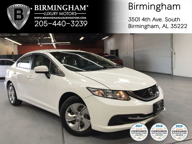 2015 Honda Civic Sedan LX Sedan 5-Speed MT Birmingham AL