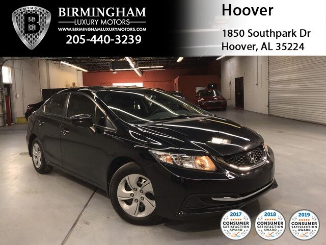 2015 Honda Civic Sedan LX Sedan CVT