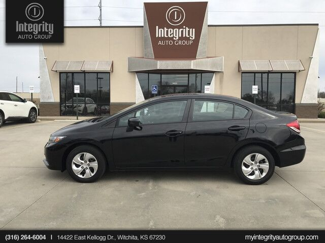 2015 Honda Civic Sedan LX Wichita KS
