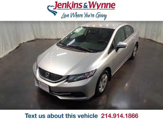 vehicle details 2015 honda civic sedan at jenkins and wynne ford lincoln cl. Cars Review. Best American Auto & Cars Review