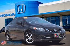 2015_Honda_Civic Sedan_SE_ Wichita Falls TX