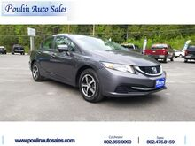 2015_Honda_Civic Sedan_SE_ Barre VT