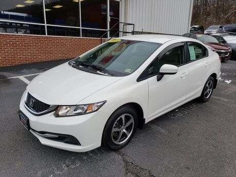 2015 Honda Civic Sedan SE Covington VA