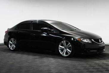 2015_Honda_Civic Sedan_Si_ Houston TX