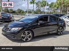 2015_Honda_Civic Sedan_Si_ Pembroke Pines FL