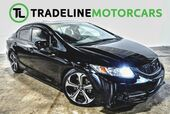 2015 Honda Civic Sedan Si REAR VIEW CAMERA, BLIND-SPOT CAMERA, SUNROOF AND MUCH MORE!!!