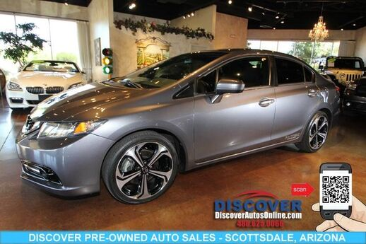 2015 Honda Civic Sedan Si Sedan 4D Scottsdale AZ