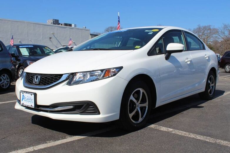 2015 Honda Civic Sedan Special Edition Bay Shore NY