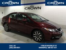 2015_Honda_Civic Sedan_Touring FULLY LOADED LOCAL TRADE IN_ Winnipeg MB