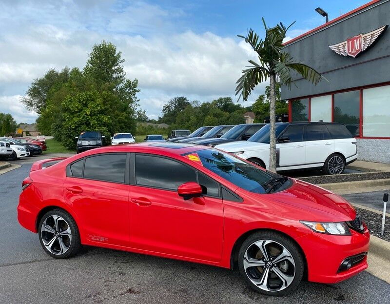 2015 Honda Civic Si Evansville IN