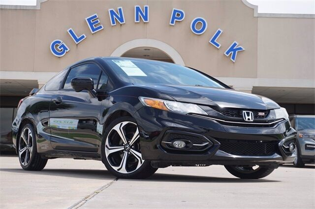 2015 Honda Civic Si Gainsville TX