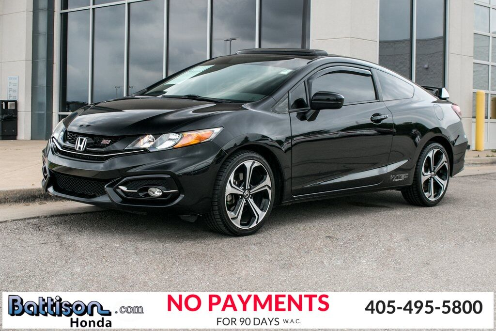 2015_Honda_Civic_Si_ Oklahoma City OK