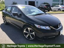 2015 Honda Civic Si South Burlington VT