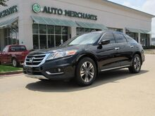 2015_Honda_Crosstour_EX-L V-6 2WD LEATHER, SUNROOF, BACKUP CAMERA, HTD FRONT SEATS, KEYLESS START, BLUETOOTH CONNECTIVITY_ Plano TX