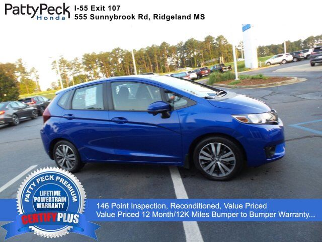 2015 Honda Fit EX FWD Jackson MS