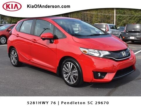 2015_Honda_Fit_EX_ Greenville SC