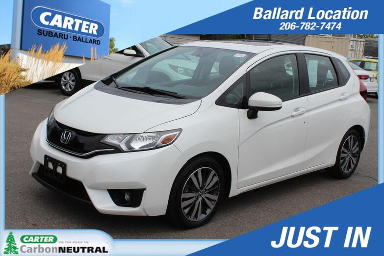 2015 Honda Fit EX Seattle WA