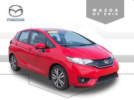 2015_Honda_Fit_EX_ Erie PA