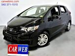 2015 Honda Fit LX 6-Spd MT