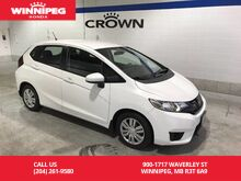2015_Honda_Fit_LX CVT *_ Winnipeg MB
