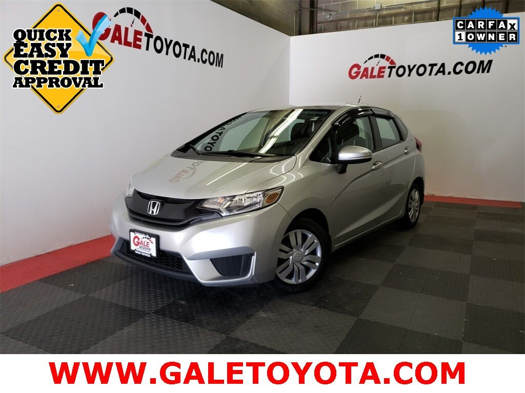 2015 Honda Fit LX Enfield CT