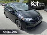2015 Honda Fit LX! HATCHBACK! MANUAL! 1 OWNER! RARE PIECE!