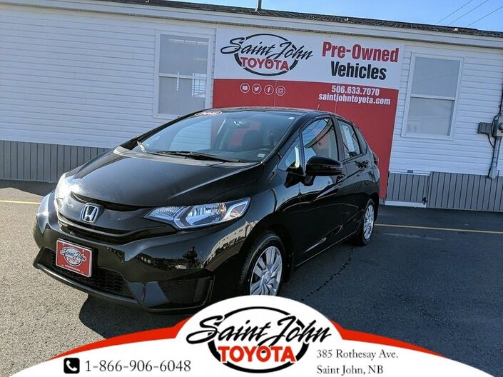 2015 Honda Fit LX, Heated Seats, Backup Cam Saint John NB