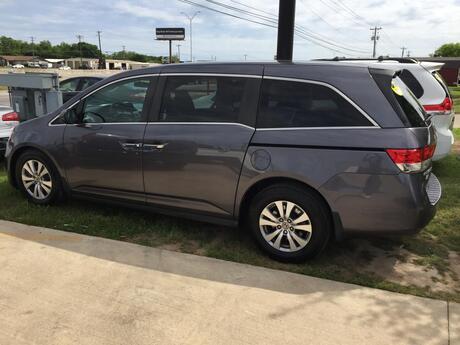 2015 Honda Odyssey EX-L Austin TX