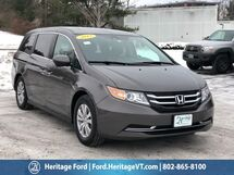 2015 Honda Odyssey EX-L South Burlington VT