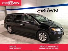 2015_Honda_Odyssey_EX / One Owner / Clean Carproof / Great Condition / Two set Tires_ Winnipeg MB
