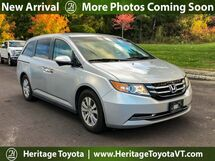 2015 Honda Odyssey EX South Burlington VT