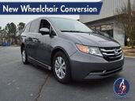 2015 Honda Odyssey EXL New Wheelchair Conversion