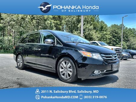 2015_Honda_Odyssey_Touring Elite ** Guaranteed Financing **_ Salisbury MD