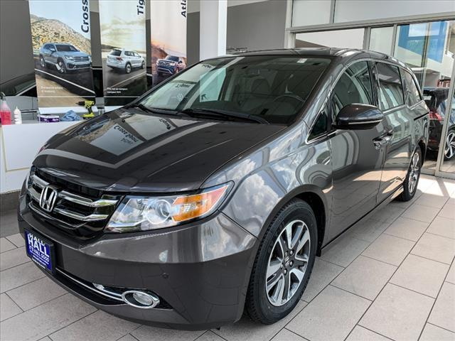 2015 Honda Odyssey Touring Elite Brookfield WI