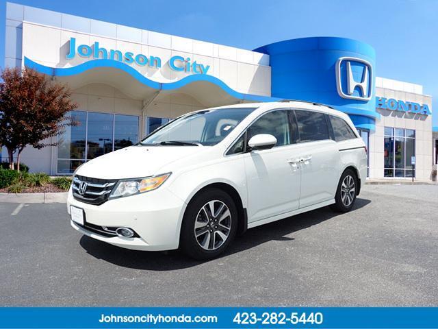2015 Honda Odyssey Touring Elite Johnson City TN
