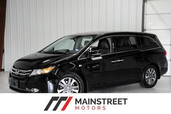 2015_Honda_Odyssey_Touring Elite Rear DVD_ Dallas TX