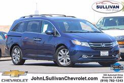 2015_Honda_Odyssey_Touring Elite_ Roseville CA