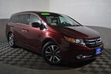 2015_Honda_Odyssey_Touring Elite_ Seattle WA