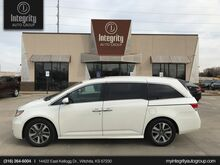 2015_Honda_Odyssey_Touring Elite_ Wichita KS