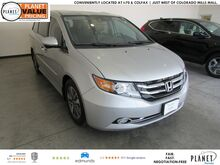 2015 Honda Odyssey Touring Golden CO